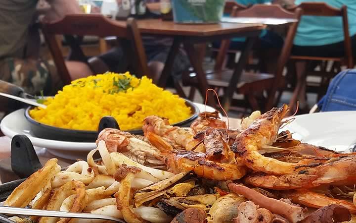Restaurante na Barra da Tijuca