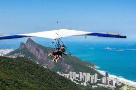Voo livre no Rio