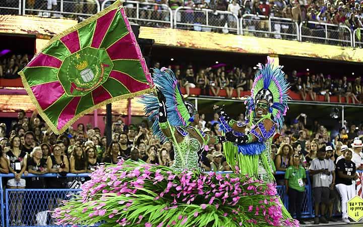 Abre alas - Carnaval Rio