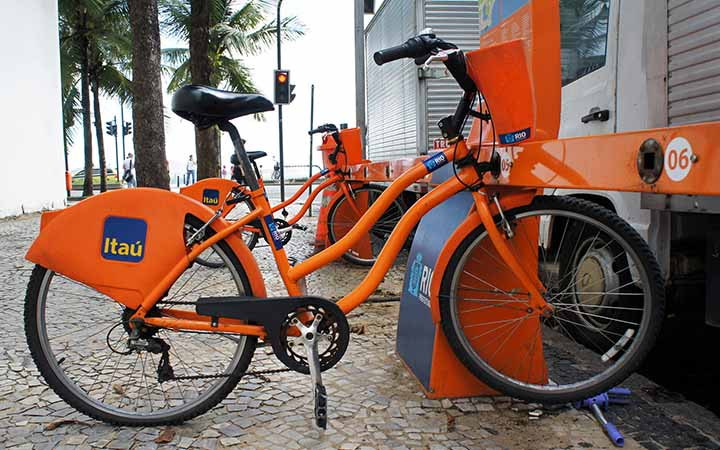 Bicicleta - Bike Rio