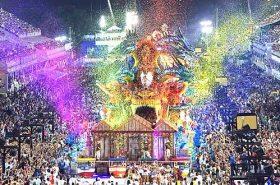 Carnaval do Rio - Desfile