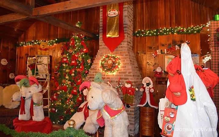 Chalé dos ursos - Aldeia do Papai Noel