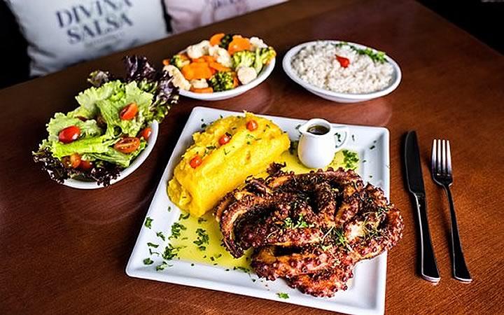 Divina Salsa Restaurante
