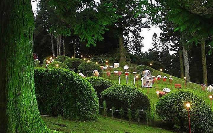 Doce Labirinto - Aldeia do Papai Noel