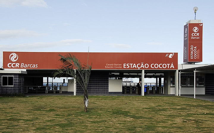 Estação de Cocotá