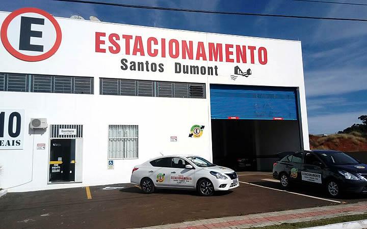 Estacionamento - Santos Dumont
