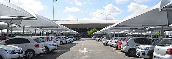 Estacionamento no Aeroporto Santos Dumont