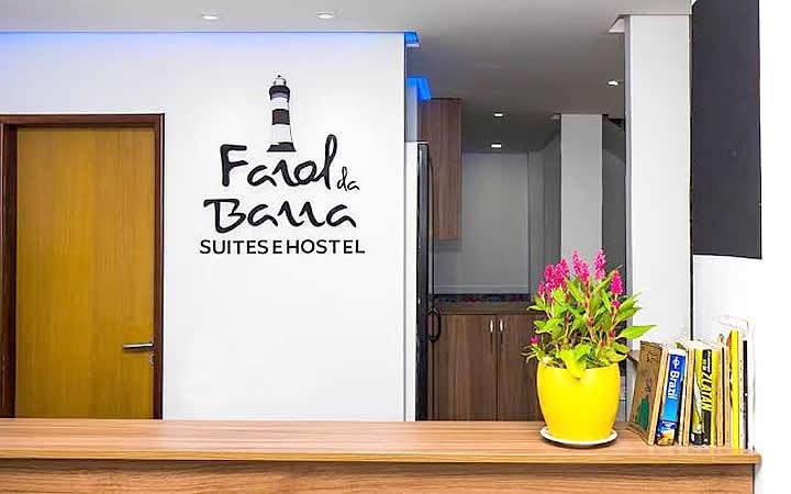 Farol da Barra Suites e Hostel