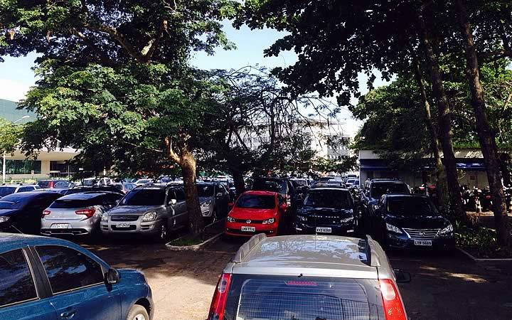 Free Parking - Aeroporto Santos Dumont