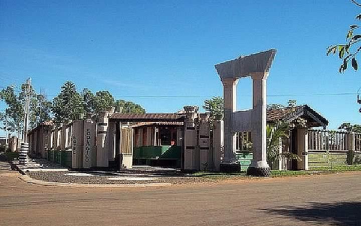 Hotel Baeza em Goiatuba