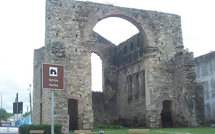 Igreja Velha - São Mateus