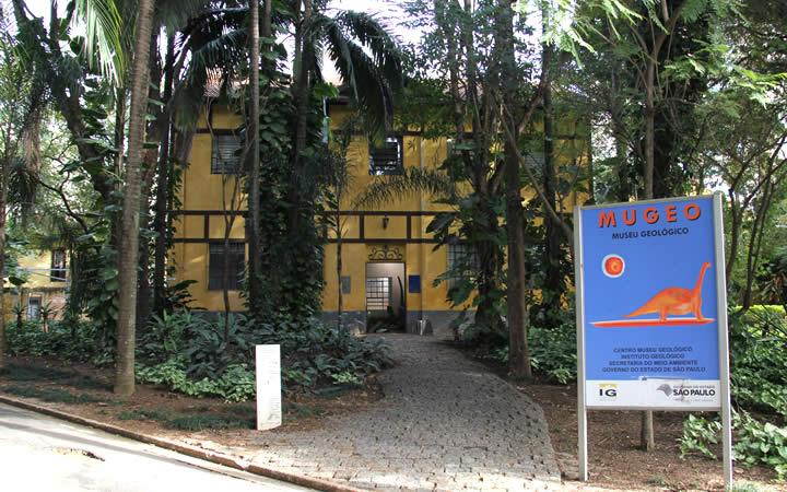 Museu Geológico de São Paulo