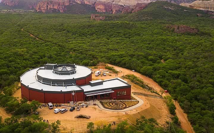 Museu da Natureza na Serra da Capivara