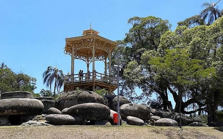 Pagode Chinês - Quinta da Boa Vista