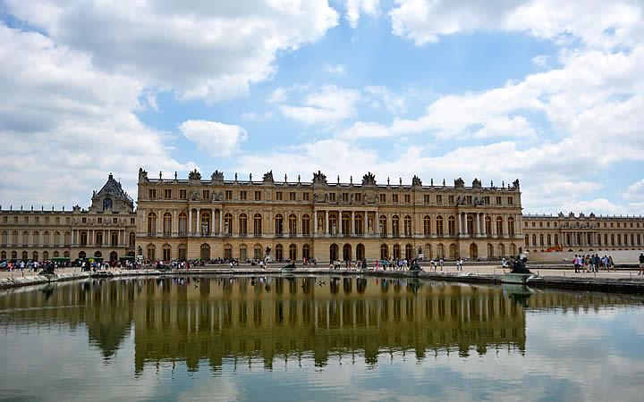Palácio de Versalhes em Paris