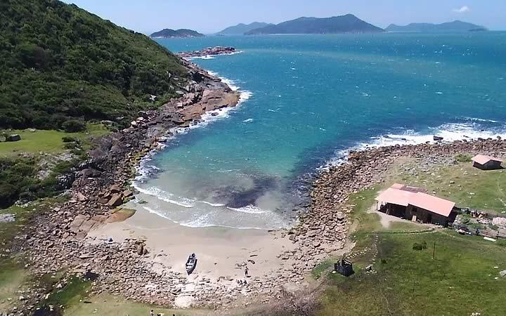 Palhoça em Santa Catarina