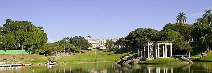 Parque - Quinta da Boa Vista