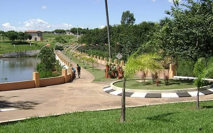 Parque dos buritys