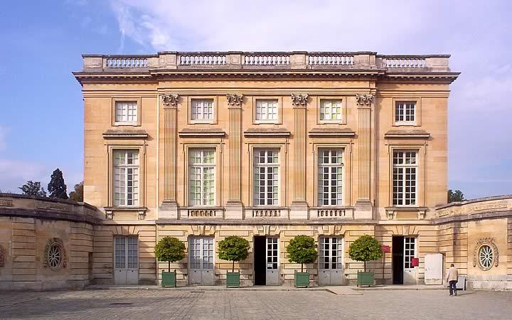 Petit Trianon em Paris