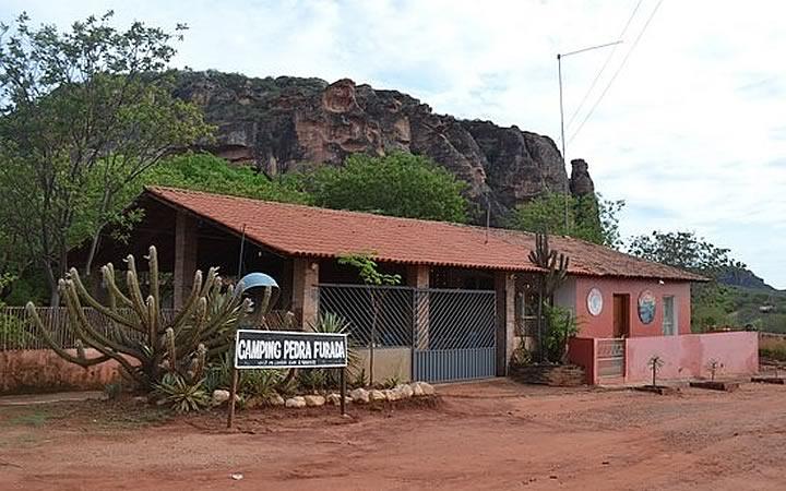Pousada e Camping Pedra Furada