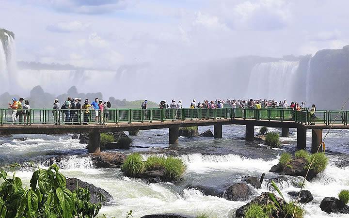 Réveillon - Foz do Iguaçu ponte