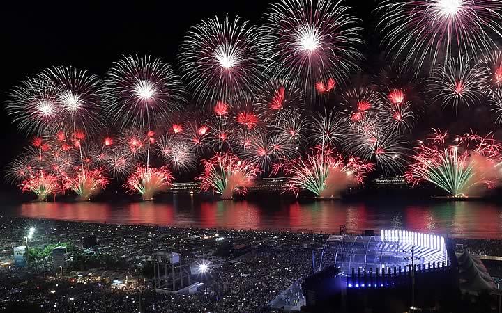 Réveillon Rio de Janeiro
