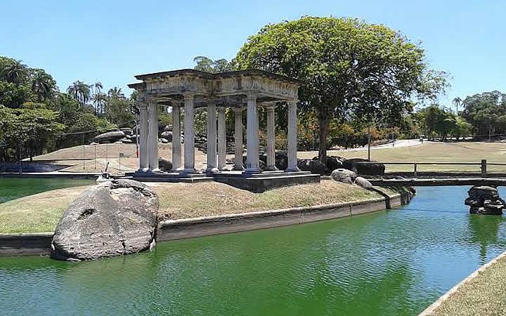Templo de Apolo - Quinta da Boa Vista