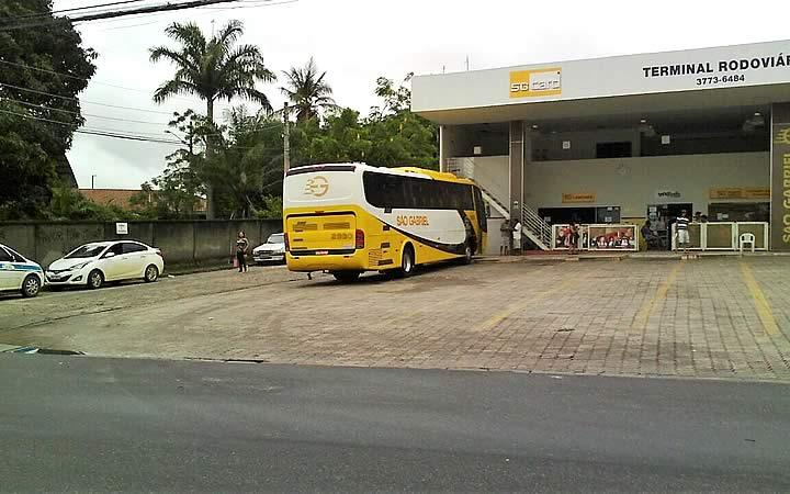 Terminal rodoviário de São Mateus ES