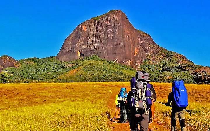 Trekking - Serra do Papagaio