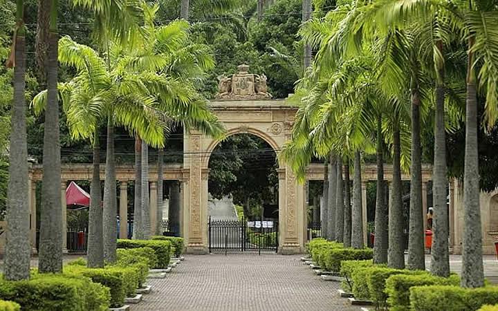 Zoológico - Quinta da Boa Vista