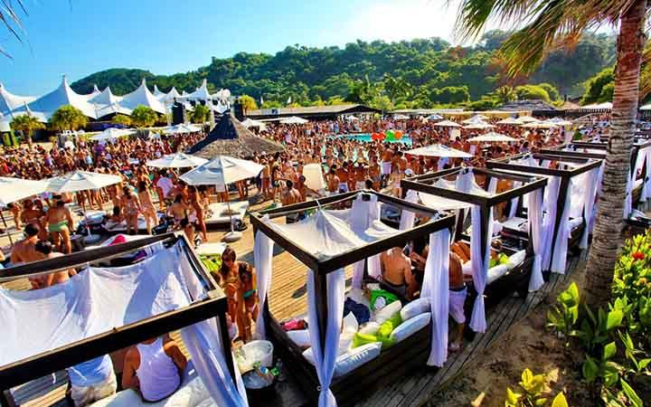 Beach club - Reveillon