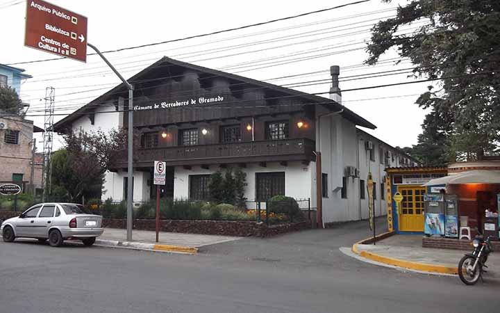 Câmara de Vereadores de Gramado