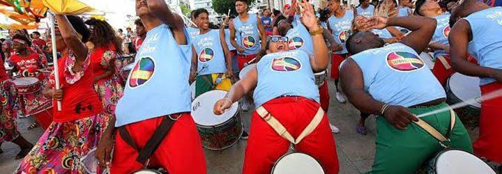 Carnaval de Salvador - Bloco de bateria