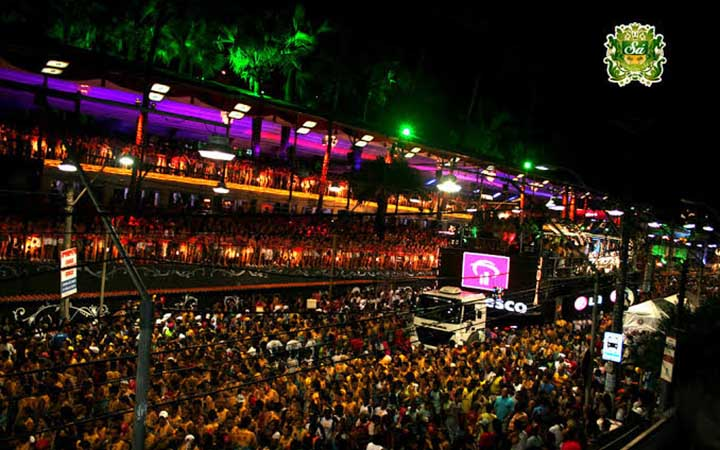 Circuito Barra ondinha - Carnaval de Salvador