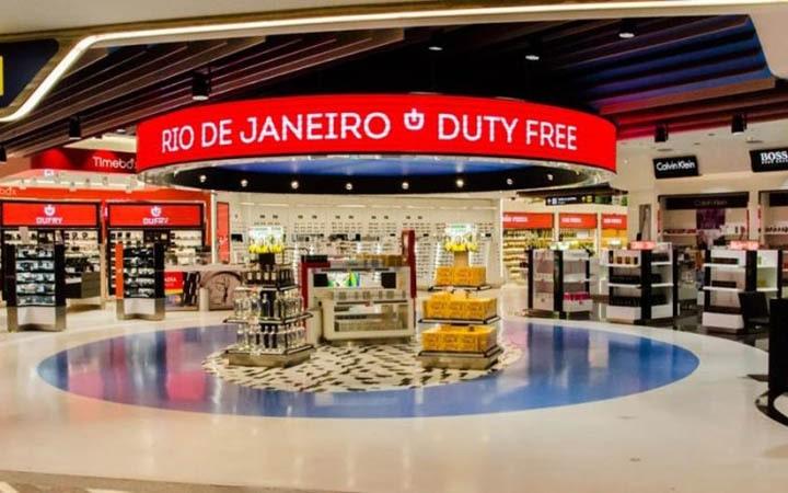 Duty free - Rio de Janeiro