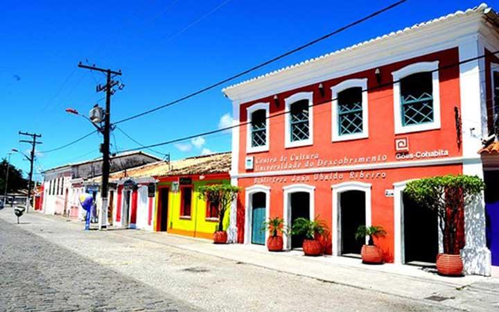 Passarela do Álcool - Porto Seguro Bahia