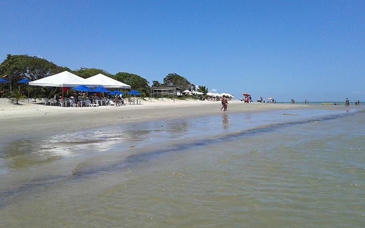 Praia da Coroa Vermelha - Porto Seguro