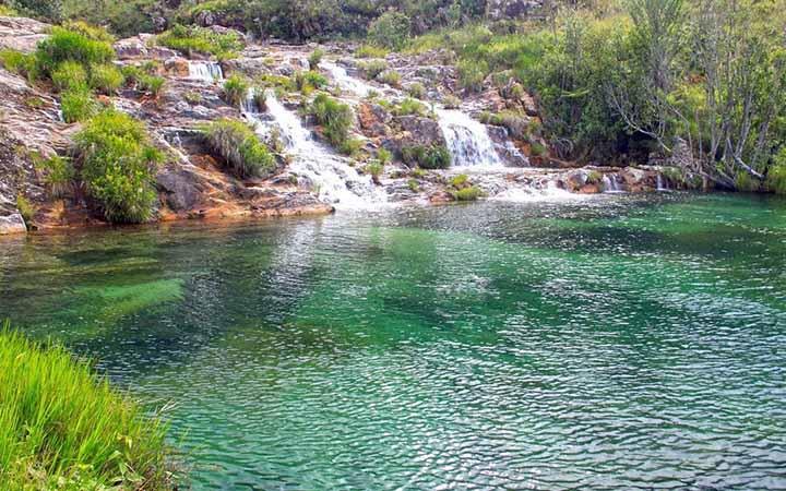 Cachoeira do Gurita - Delfinópolis