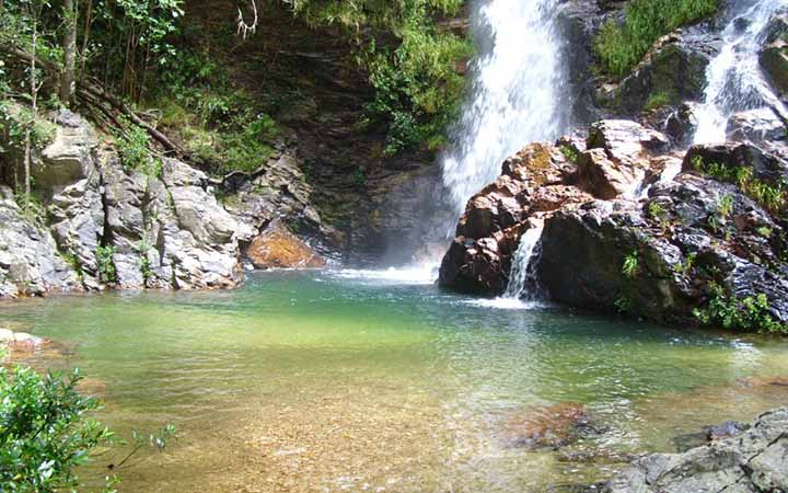 Cachoeira do Ouro - Delfinópolis