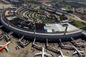 Aeroporto Galeão no Rio de Janeiro
