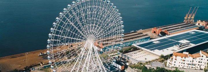 Roda gigante no Rio Star - Rio de Janeiro