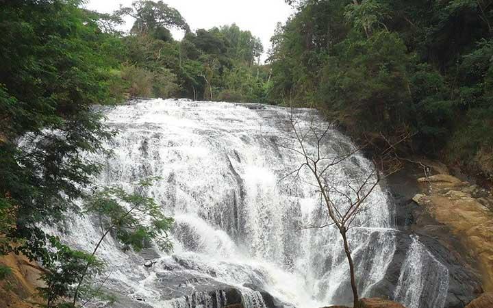 Cachoeira pedra bonita MG