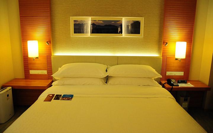 Cama de hotel