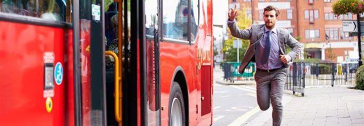 Perder o ônibus