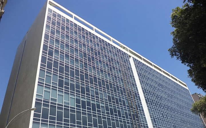 Edifício Manchete Oscar Niemeyer