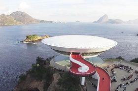 MAR Museu no Rio de Janeiro Oscar Niemeyer