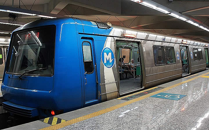 Metro do rio de janeiro