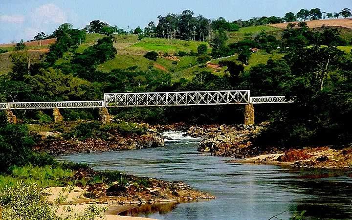 Ponte do Funil em Lavras