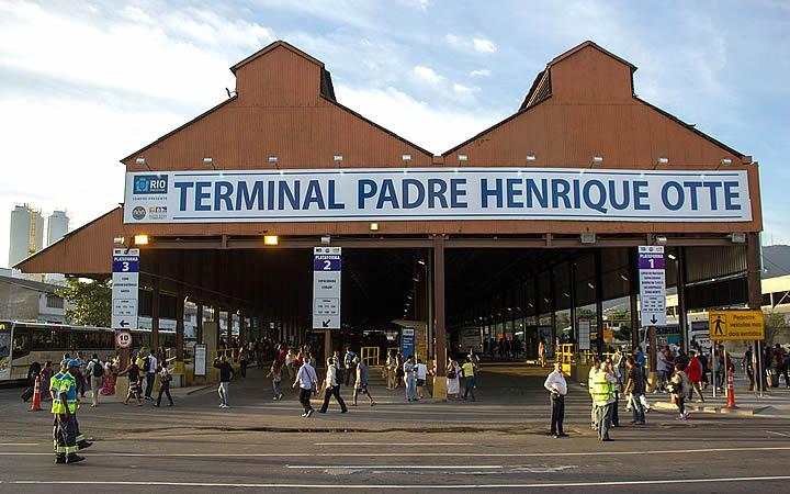 Terminal padre Henrique Otte