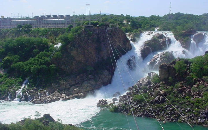 Cachoeira em Paulo Afonso